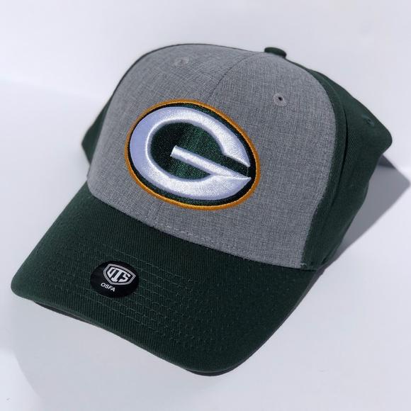 21114f8e19f45 NFL Accessories   Green Bay Packers Adjustable Hat Cap Adult   Poshmark